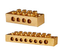Brass Terminal Blocks